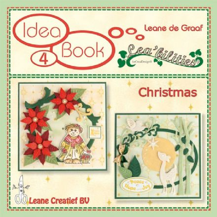 90.9302 ~ IDEAS BOOK 4 ~ FOR LEANNE CREATIEF DIES